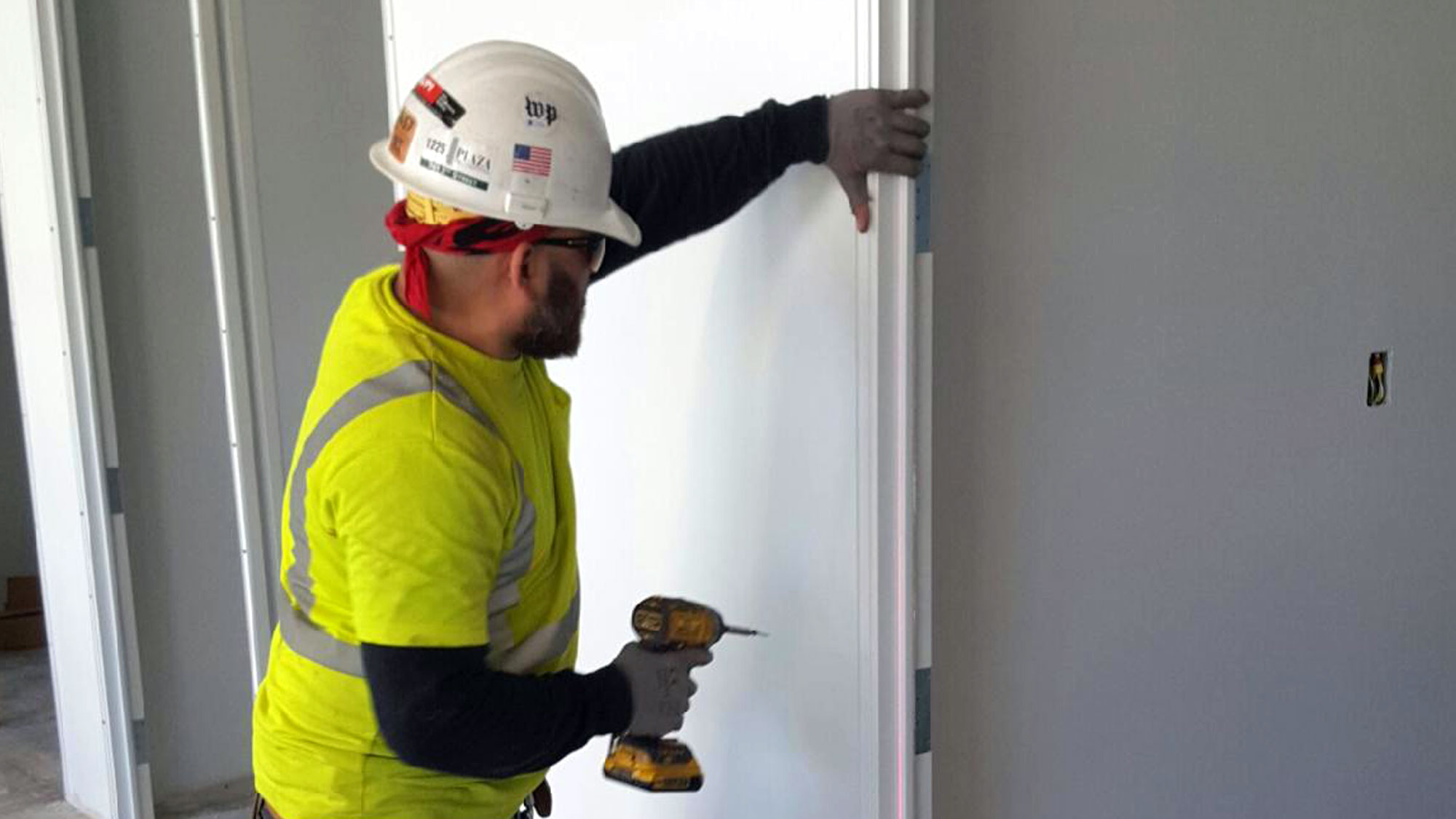 Drywall Hanging & Finishing